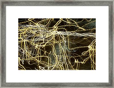 Traffic 2009 1 Of 1 Framed Print