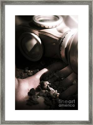 Tragedies Of War Framed Print by Jorgo Photography - Wall Art Gallery