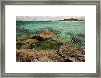Traigh Na Berie IIi Framed Print
