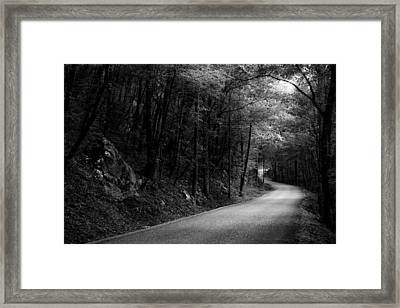 Trail Of Dreams Framed Print by Shelby  Young