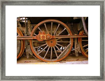 Train Framed Print