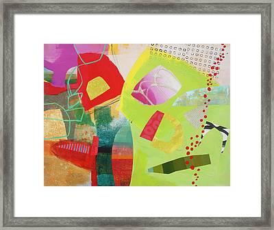 Train Wreck#4 Framed Print