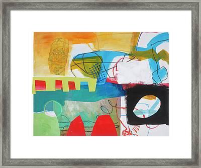 Train Wreck#6 Framed Print