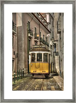 Tram 28  Framed Print