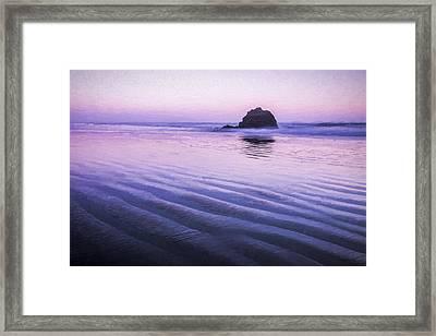 Tranquil And Still II Framed Print