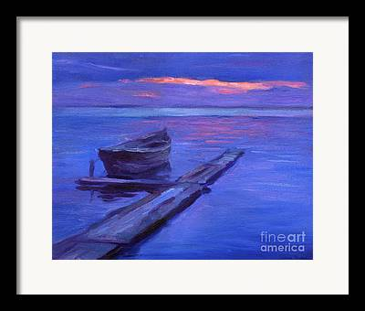 Tranquil Drawings Framed Prints