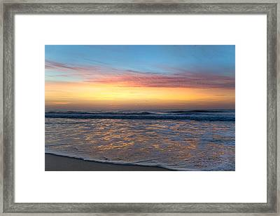 Tranquil Brilliance  Framed Print