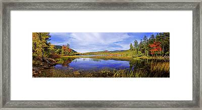 Tranquil Framed Print by Chad Dutson