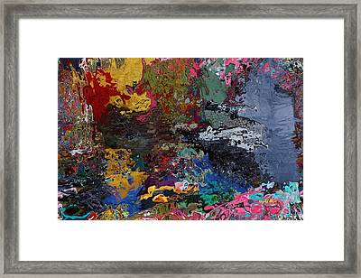 Tranquil Escape-1 Framed Print