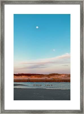 Tranquil Heaven Framed Print