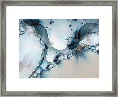 Tranquil Ignorance Framed Print by Lauren Goia