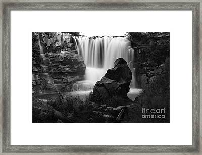Tranquil Spaces 3 Framed Print by Bob Christopher