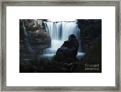 Tranquil Spaces Framed Print by Bob Christopher