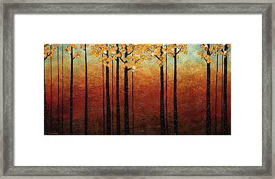 Tranquilidad Framed Print