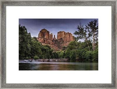 Tranquility Framed Print by Brian Oakley Photography