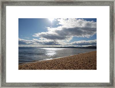 Tranquility Framed Print by Clay Peters Photography
