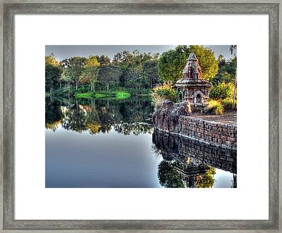 Tranquility Framed Print by Doug McPherson