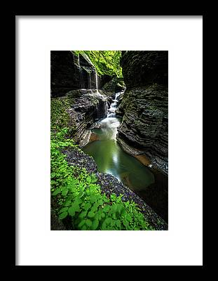 Upstate New York Framed Prints
