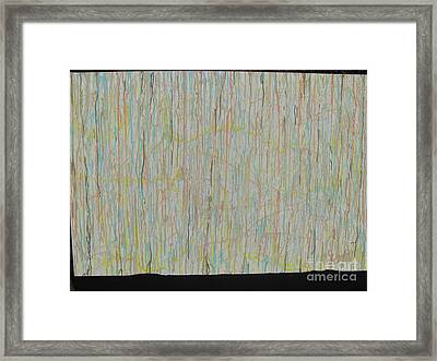 Tranquility Framed Print by Jacqueline Athmann