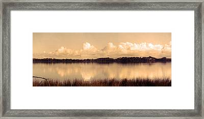 Tranquility Framed Print by Kelly Jones