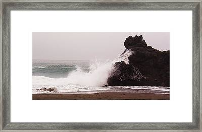 Tranquility Framed Print by Tina Collins
