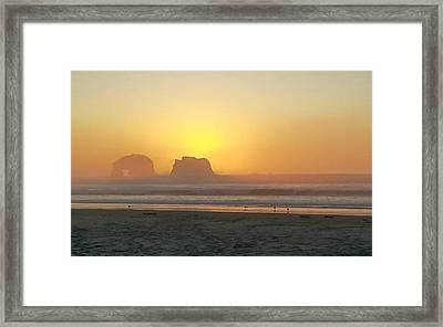 Tranquility  Framed Print by Tonya P Smith