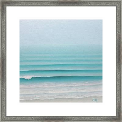 Tranquilo Framed Print by Kelly Meagher