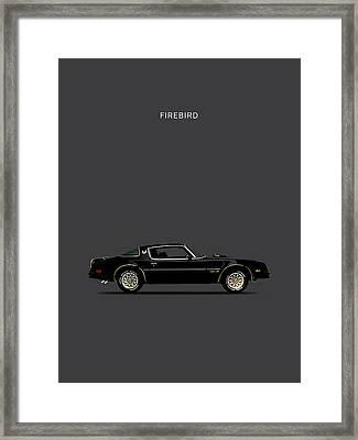 Trans Am Firebird Framed Print