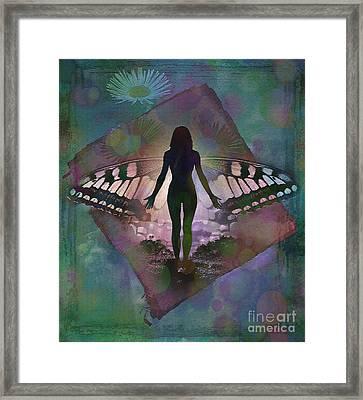 Transcend 2015 Framed Print