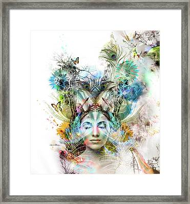 Transcendence Framed Print