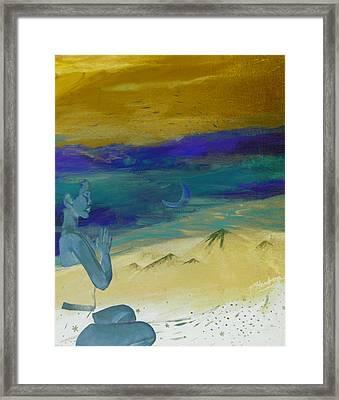 Transcendental Alter Ego Framed Print by Penfield Hondros