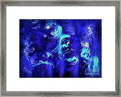 Transcendental Doo-wop Framed Print by David Neace