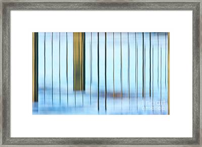 Framed Print featuring the photograph Transcendental... by Nina Stavlund