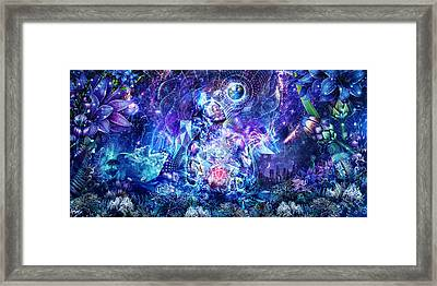 Transcension Framed Print by Cameron Gray