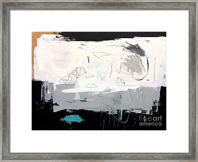 Transfert Framed Print