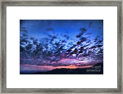 Transform My Life Framed Print