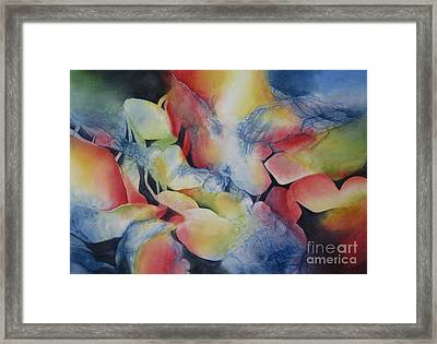 Transformation Framed Print by Deborah Ronglien