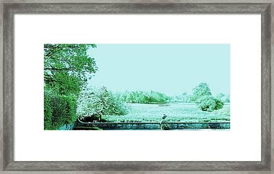 Transience Framed Print by HweeYen Ong