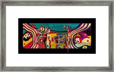 Transience Framed Print by Vladimir Stanisevic