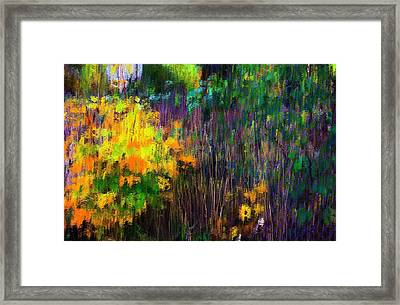 Transition 2 Framed Print