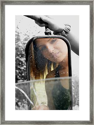 Transition Framed Print by Off The Beaten Path Photography - Andrew Alexander