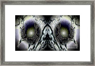 Transitional Leap Framed Print by Tlynn Brentnall