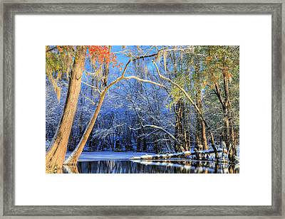 Transitions  Framed Print