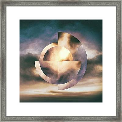 Translation Of God Framed Print