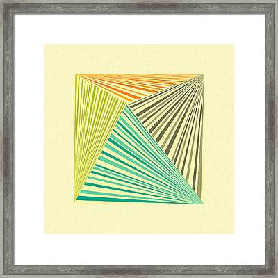 Transmission 4 Framed Print
