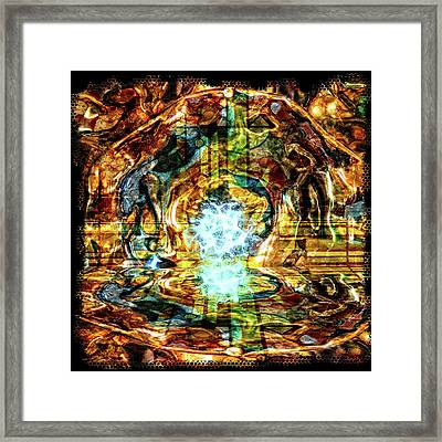 Transmutation Framed Print