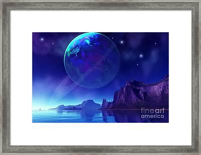 Tranta 3 Framed Print by Corey Ford