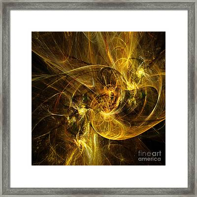 Travel In Time To 1969 Entry Framed Print by Andee Design