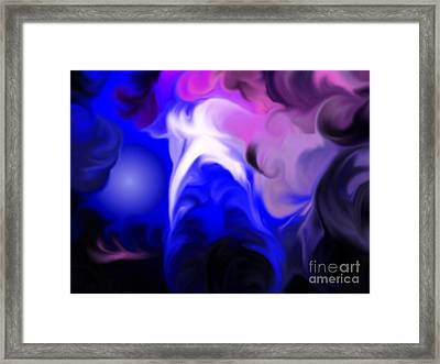 Travel Framed Print by Roxy Riou