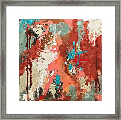 Traveler Framed Print